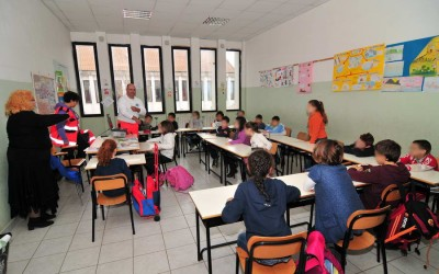 ARES 118 a Scuola!