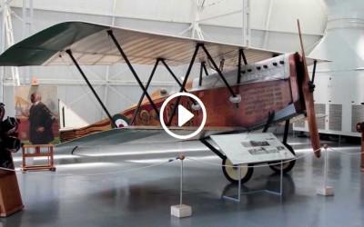 """il Progetto """"Diffondere cultura aeronautica, divertendo"""" è arrivato al Museo dell'Aeronautica di Vigna di Valle"""