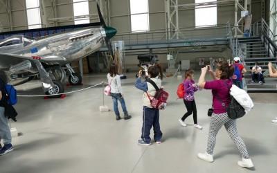 Il 205° Circolo Didattico al Museo dell'Aeronautica