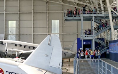 L'Istituto Comprensivo S. Francesco al Museo dell'Aeronautica