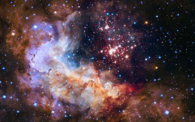 """La fotografia astronomica  – Ricomposizione delle foto ralizzate dai telescopi, avvalendosi di """"falsi colori"""""""
