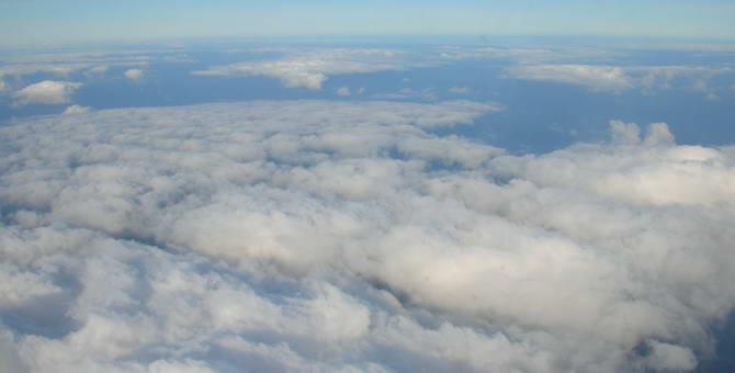 Come nascono le nuvole