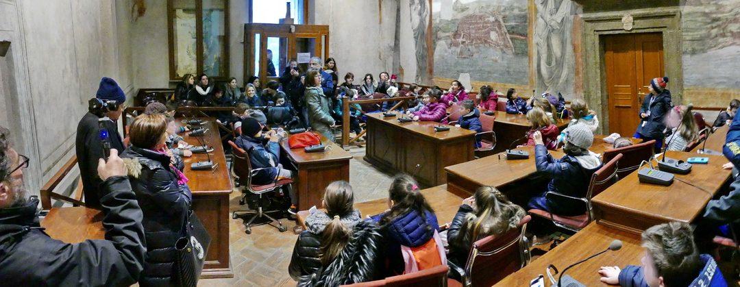 """SETTIMO DECOLLO DEL  PROGETTO SCOLASTICO """"IN VOLO SULLA CONOSCENZA"""